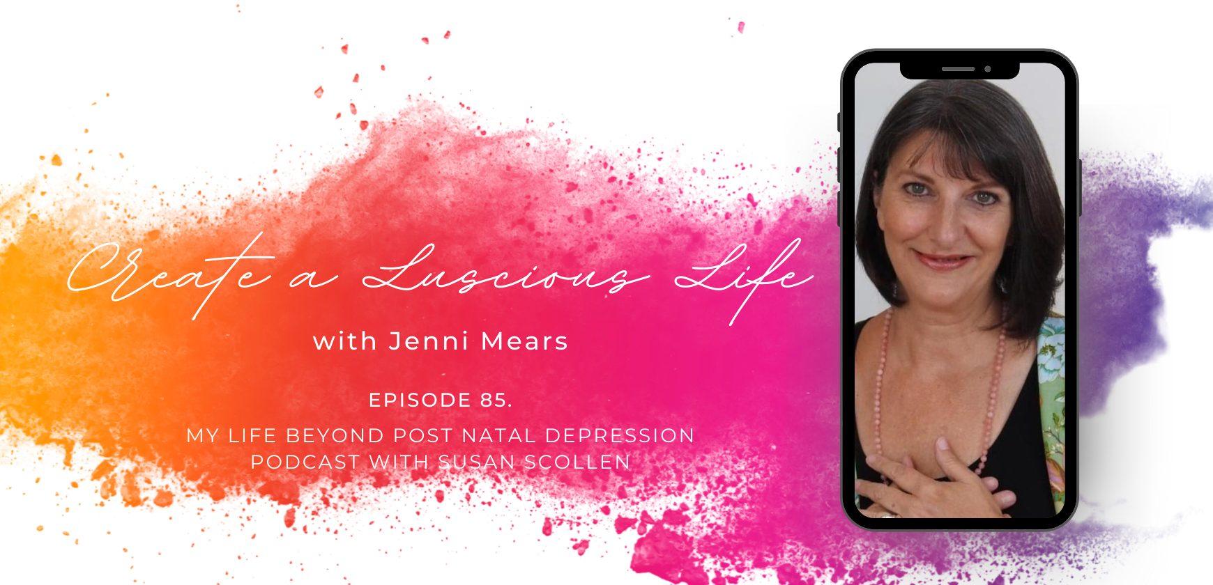 Create a Luscious Life with Jenni Mears